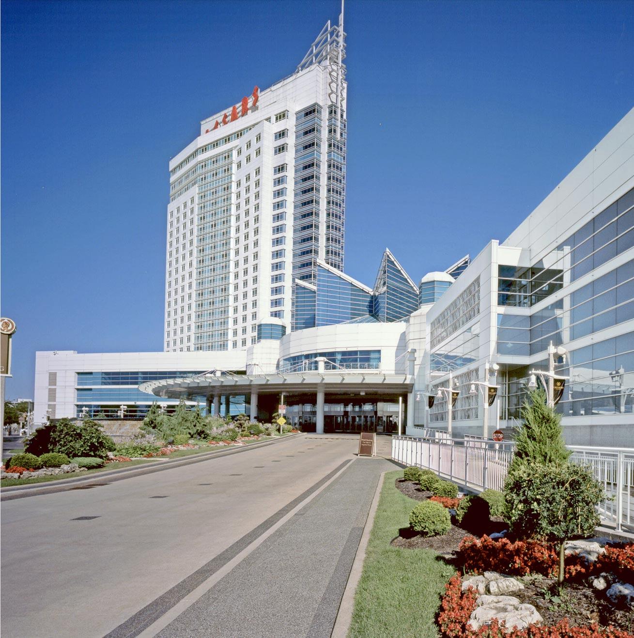 Caesars Windsor Wzmh Architects