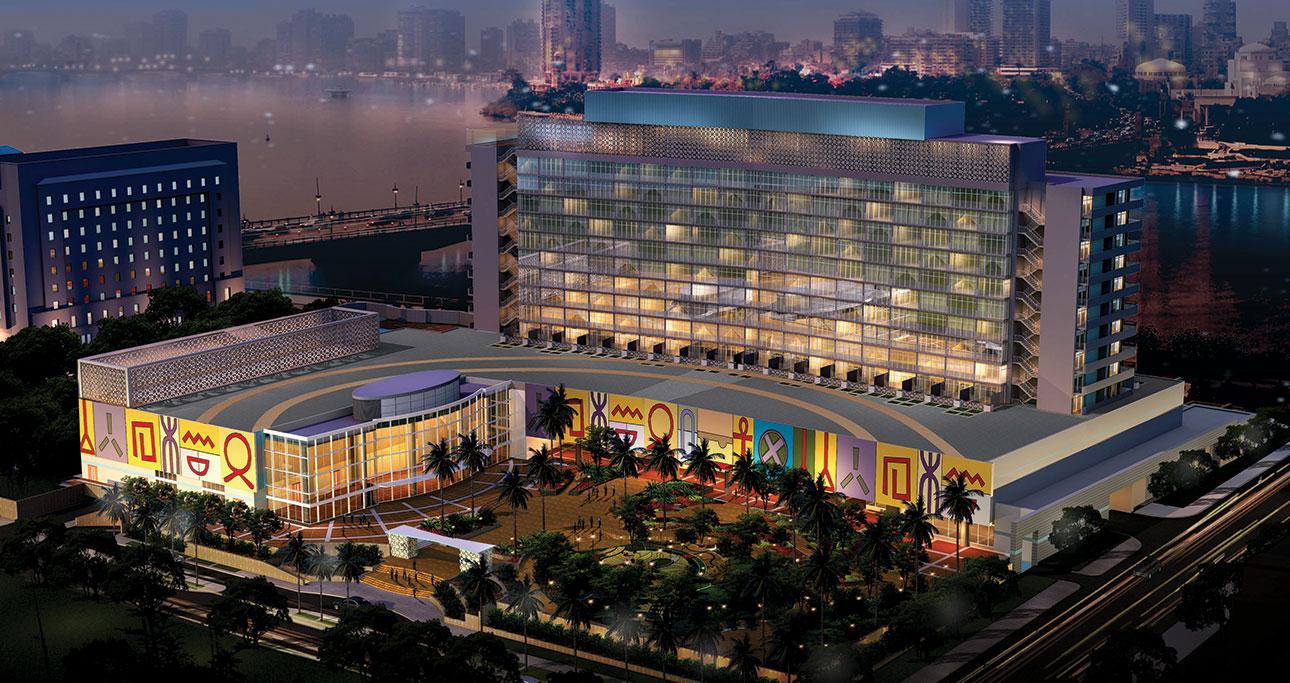 Nile Ritz Carlton Wzmh Architects